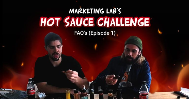Marketing Lab Hotsauce Challenge - Marketing Lab